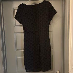 Isaac Mizrahi Dresses - Isaac Mizrahi Black Lace Dress